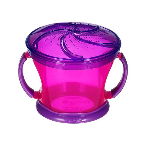 Deco Snack Catcher Munchkin munchkin snack catcher toddler snack container snack cup