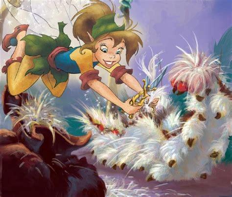 Disney Tinker Bell Flipflop Seri 3 caterpillar shearing talent disney fairies wiki fandom
