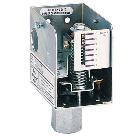 Pressure Switch Pressure Pro Instrument series cs cd diaphragm pressure switch combines advanced design and precision construction