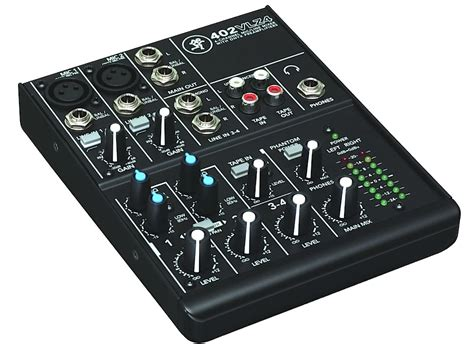 Mackie 402vlz4 Analog Mixer mackie 402 vlz4 analog mixer