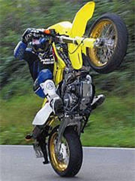 Suzi Suzuki Gangland Abp Racing Tuningfachbetrieb F 252 R Motorrad