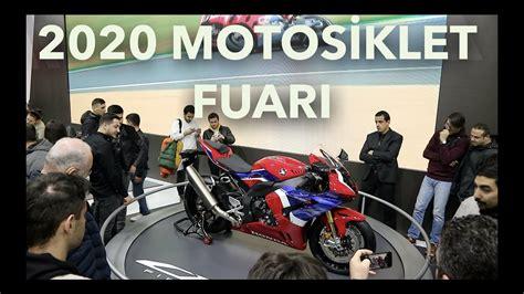 motobike  motosiklet fuarini geziyoruz youtube