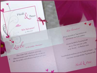 Hochzeitseinladung Pink by Gestaltung Der Hochzeitseinladung Printandcopybox