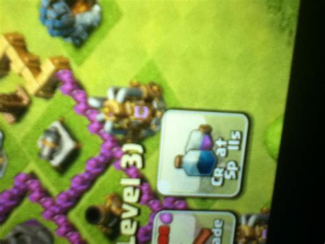 in clash of clans where did the boat come from where did all the e go in create spells clashofclans