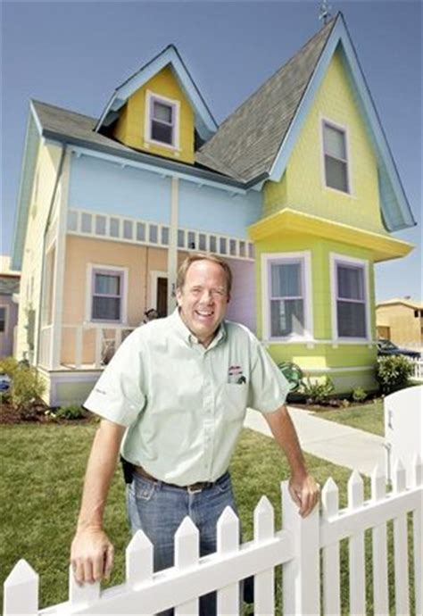 up house seattle disney allows reproduction of up house in utah the seattle times