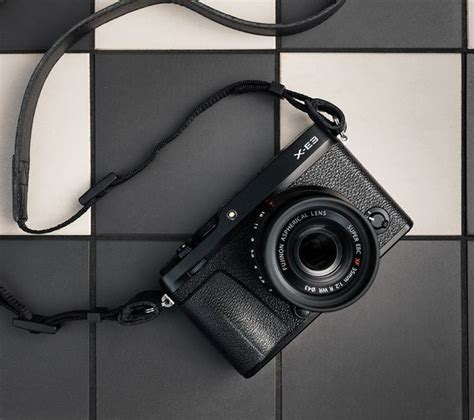 Fujifilm X E3 Black Kamera Mirrorless Kamera Fuji Limited buy fujifilm x e3 mirrorless with xf 18 55 mm f 2 8 4 r lm ois lens free delivery currys