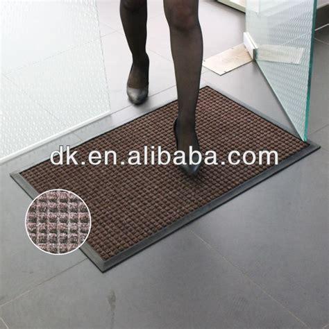 Office Floor Carpet Protector Decorative Bamboo Chair Mat