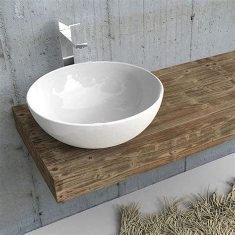 mensola lavabo mensola per lavabo in abete rustico arredo mobile bagno