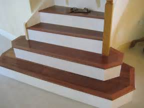 Installing Hardwood Flooring On Stairs How To Install Laminate Flooring Stairsideas