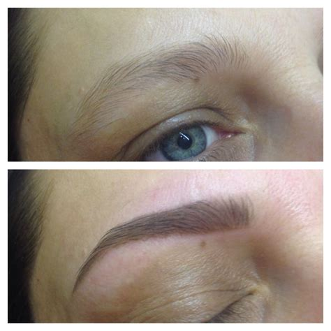 tattoo hd brows hd brows before and after makeup pinterest brows