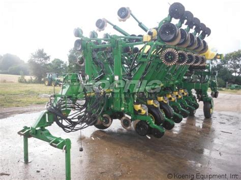 1790 Deere Planter by 2011 Deere 1790 Planter A607494a In Greenville Ohio
