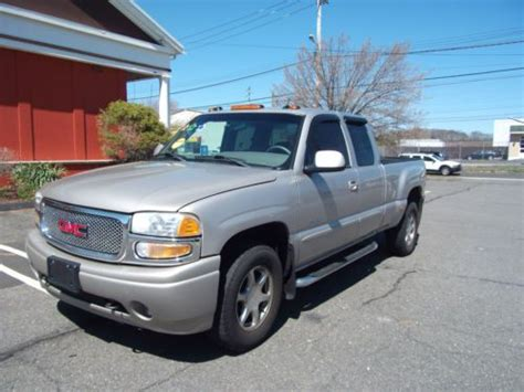 how can i learn about cars 2004 gmc sonoma lane departure warning sell used 2004 gmc 1500 denali 4x4 quadmaster in milford connecticut united states