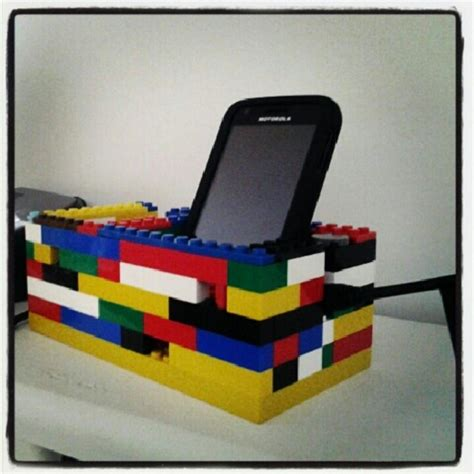 lego holder lego phone holder charger legos
