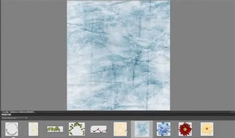layout photoshop elements create a basic digital scrapbooking layout from scratch