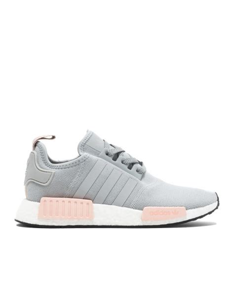 adidas nmdr wmns clear onix greyvapour pink