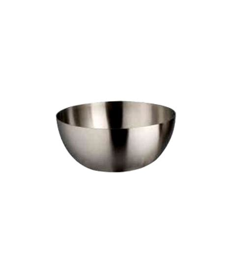 will stainless steel rust arttdinox rust free stainless steel katori 4 pcs buy at best price in india snapdeal