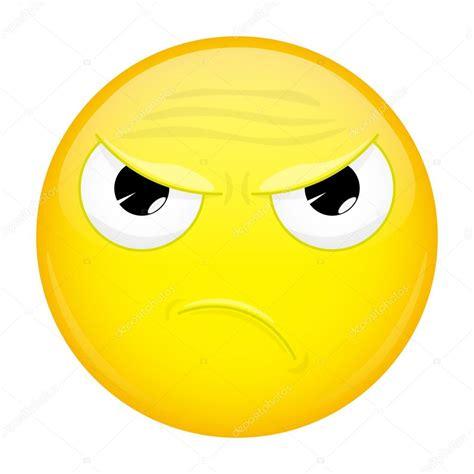imagenes emoji enojado emoji enojado emociones mal emoticono malvado icono de