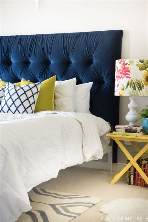 How To Make A Tufted Headboard by Tufted Headboard How To Make It Own Your Own Tutorial