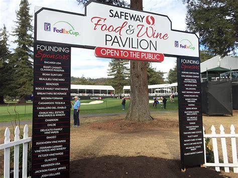 is safeway open safeway open 2016 napa valley magazine