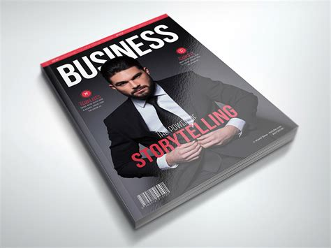 corporate magazine template business magazine template stockindesign