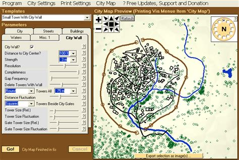 layout map creator roleplaying city map generator software informer screenshots
