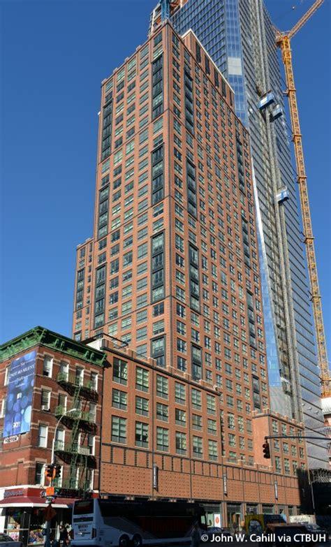 abington house on the highline the skyscraper center