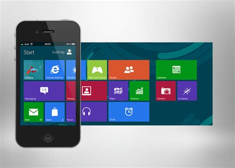 ui themes for iphone metroon for dreamboard brings windows 8 metro ui theme to