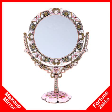 Antique Makeup Vanity With Mirror by Idea Oval Vintage Cosmetic Mirror Makeup Vanity