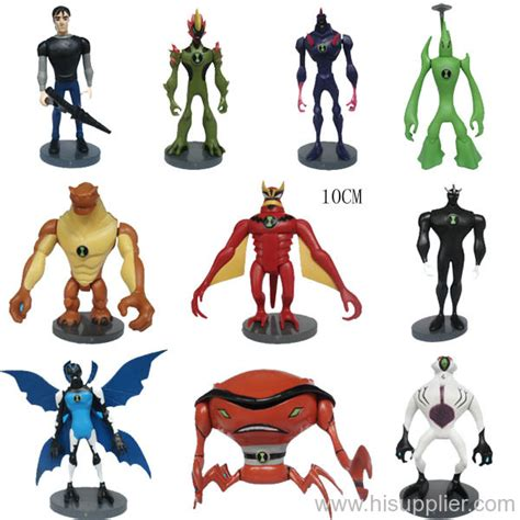Figure Ben 10 18 ben10 figure from china manufacturer yibei toys co ltd
