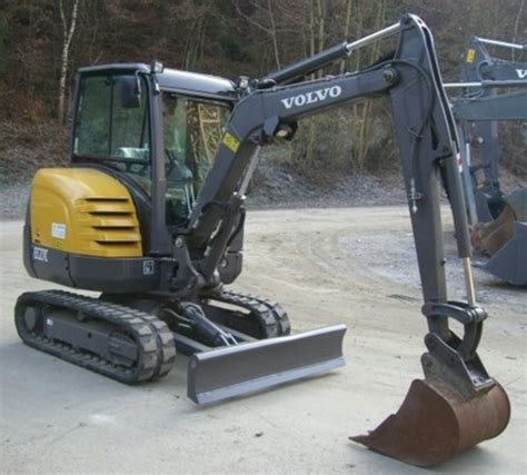 volvo ec 27 c mini excavator from for sale at