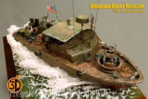 Yupi Navy maquetas militares hiperrealistas diorama and combat