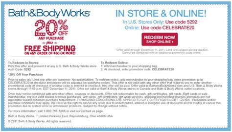 Bath And Body Works Discount Gift Card - coupon for bath and body works 2017 2018 best cars reviews