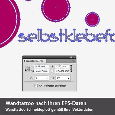 Folien Aufkleber Selber Machen by Wandtattoo Selber Machen