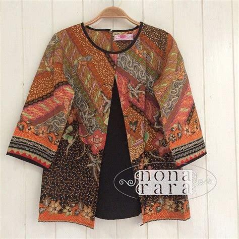 Atasan Batik Nabila dress top blouse batik indonesia batiks