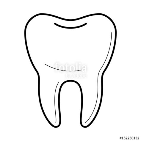 picture of the tooth template tooth outline www pixshark images galleries with a bite