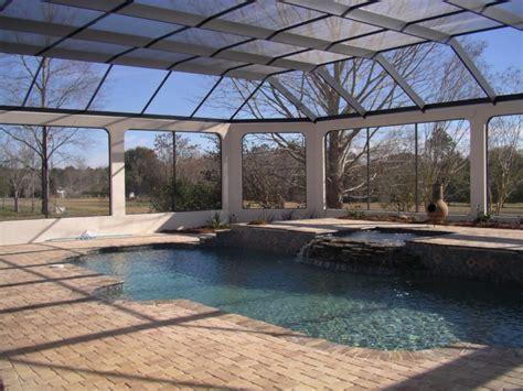 Pool Enclosures: Bonita Springs, Clearwater, Estero