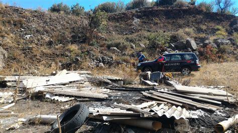 comune di catania ufficio urbanistica territorio disseminato di discariche dodici siti scoperti