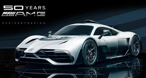 mercedes amg project one gets a new nose in rendering