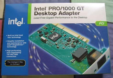 Pwla8390mt Intel Pro1000 Desktop Adapter ส นค าด ด intel pro 1000 mt desktop adapter pci