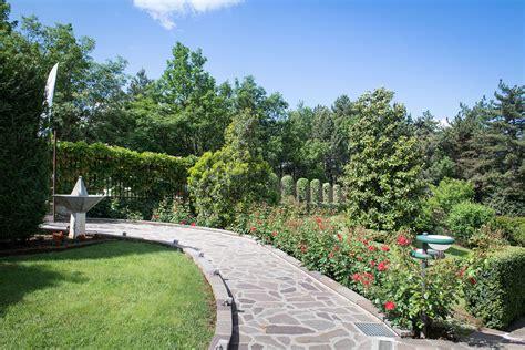 giardino villa giardino villa di prestigio