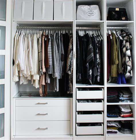 kleiderschrank einrichten interior einblicke in mein ankleidezimmer brinisfashionbook