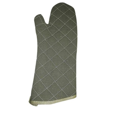 Quilted Oven Mitts by 15 Quilted Retardant Oven Mitt