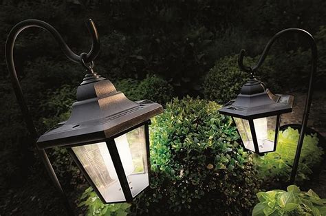 lantern solar lights for garden solar lighting spark energy