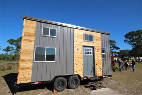 20 ft everest model by titan tiny homes