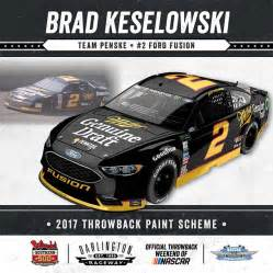 2017 paint schemes 2017 darlington nascar throwback paint schemes