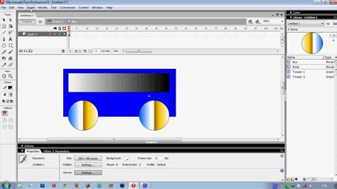 tutorial flash animation macromedia flash pro 8 quot animation quot tutorial youtube
