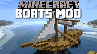 minecraft boat how to get out minecraft boat mod travel with your own handmade boats