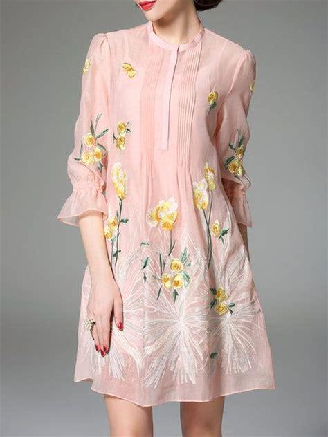 Pita Mini Dusty Pink T2909 inspirasi baju dress terkini warna dusty pink untuk makan malam romantis