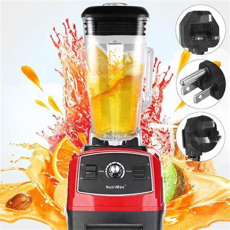 fruit blender 110 240v 2200w mixer blender fruit mix juicer smoothie