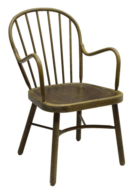 mid century spindle back armchair march 2016